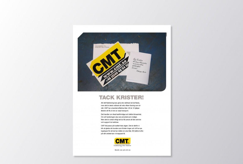 CMT - Profilannnons