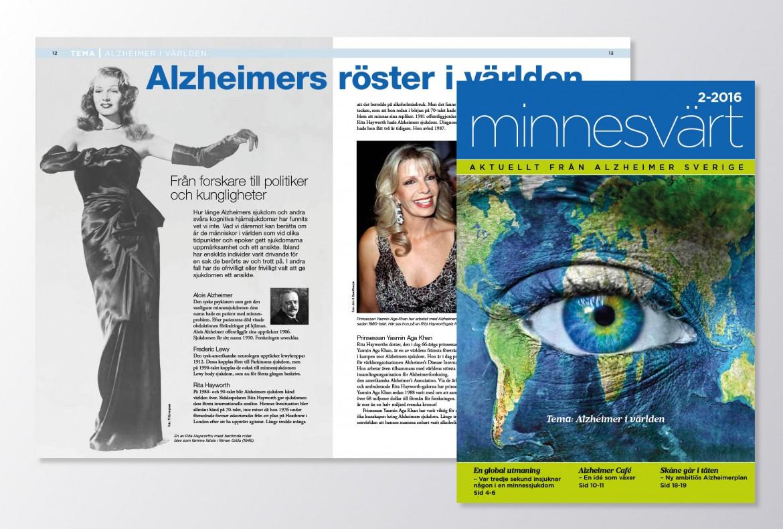 Alzheimer Sverige
